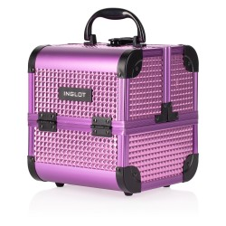 Makeup Case Ice Cube Mini Pinky Purple (MB152M K105-18HB) icon