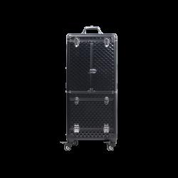 Kufer kosmetyczny diamentowy czarny (KC-JY02) icon