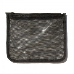 Makeup Bag Mesh Black icon